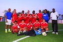 selectie u20 dames voetbal 2013