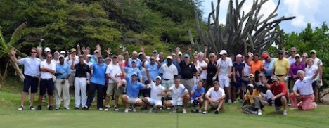 Groepsfoto Memorial Tournament 2013