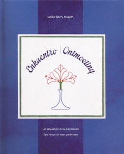 Lucille Berry omslag boek Enkuentro