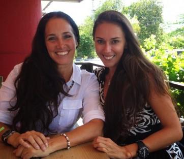 Nicole Sims & Carolina Guiles