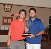 Prijswinnaar Memorial Tournament 2013 met Sepp Koster