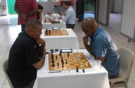 schaken Rudsel Wolf vsJimmy Izijk