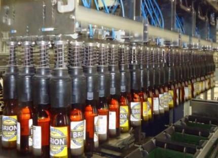 brion bier productie brouwerij