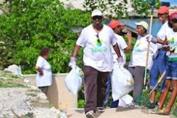 curacao clean up 2