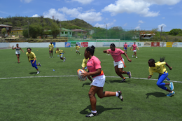 rugby M