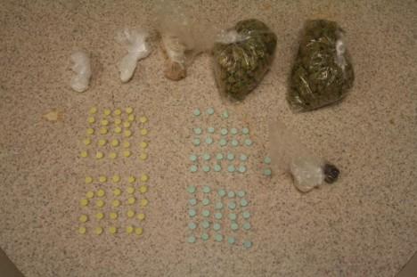 drugs xtc weed
