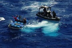 kustwacht drugs op zee