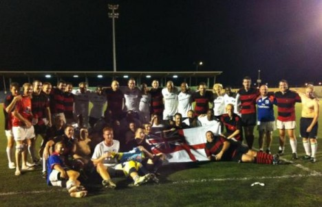 rugby vs Lancaster rugby team