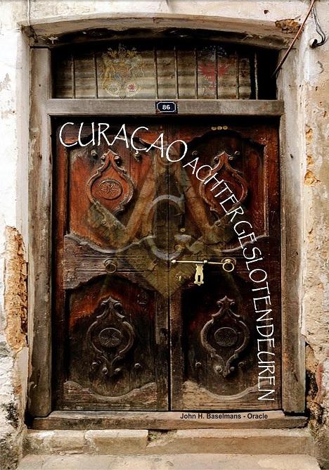 Cover Curaçao achter gesloten deuren