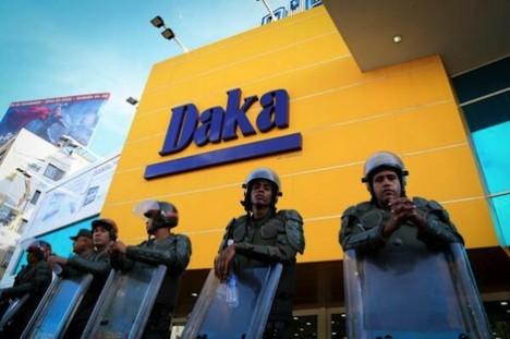 venezuela daka