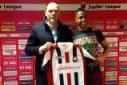 Charlton Vicento gepresenteerd bij Willem II