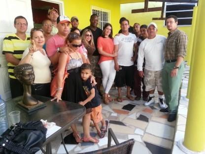 Cubanonan na Korsou 2014.s
