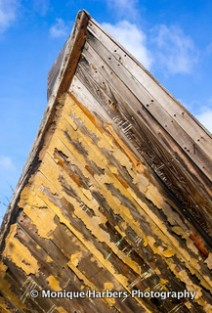 monique harbers schipbreuk schip verval