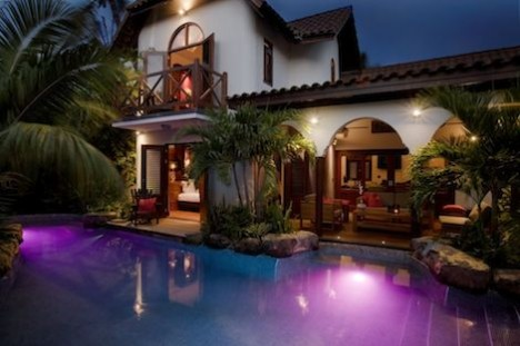 Garden View Villa with private pool & jacuzzi