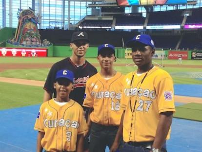 Kids Winners & Andrelton Simmons