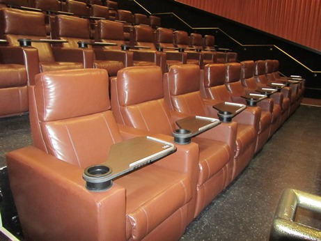 Cinemark Sambil Butakanan den sala XD