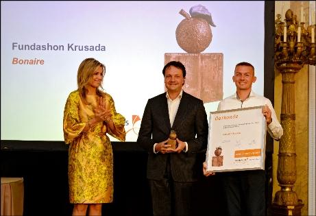 Appeltjes van Oranje 2015 - Stichting Krusada © Oranje Fonds - Bart Homburg